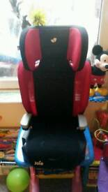 Joie high back booster car seat