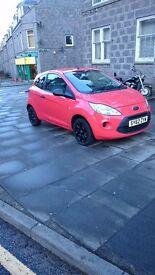 Ford ka 1.2 new MOT