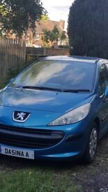 Very Low Mileage Peugeot 207 S+ 1.4l from New and in Excellent Condition! Make me an offer!