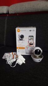 Baby monitoring camera motorola FOCUS85W