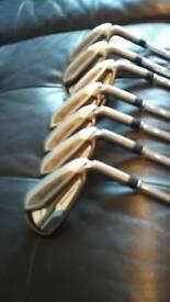 Talermade speedblade stiff shaft 1 inch longer