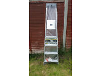 Brand New Stepladder with Tool Tray