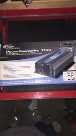 1100w inverter brand new never used