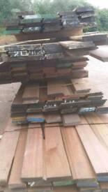 Keruing Hardwood Timber - Various Lengths