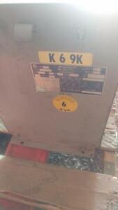 HPS (Hammond Power System) Transformer 6 KVA 600-208Y/120 Volts