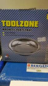 Magnetic part tray 150mm