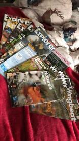 RSPB members magazines adult and children 2017