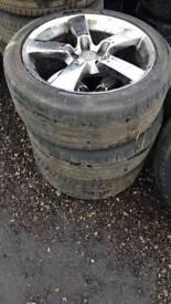 Mazda wheels r18