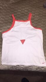 Nike dri - fit work out too