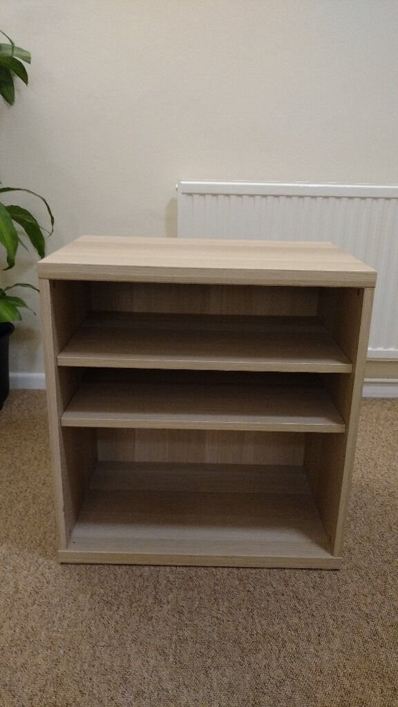 IKEA Bookcase (60cm x 40cm x 64cm) Birch Colour