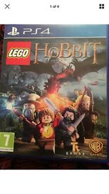 Lego hobbit PS4 game, great condition!!!