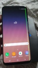 Samsung galaxy s8 plus Orchid Grey 64gb unlocked