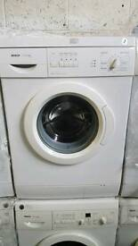 BOSCH 6KG 1000 SPIN WASHING MACHINE WITH 6 MONTHS GUARANTEE