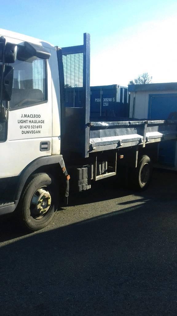 Iveco 7.5 ton lorry