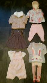 Baby clothes bundle 0-3mnths