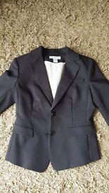 New black blazer size 10