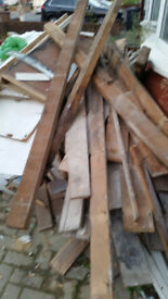 Scrap wood from DIY