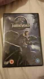 Jurassic World DVD Brand New