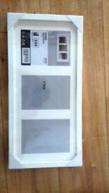 Frame for 3 pictures in original package