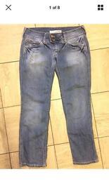 Sz12 Ladies Designer Pepe Jeans London 👀