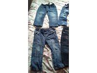 Kids jeans x5