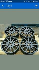 """16 """" Alloy Wheels 4x100"""