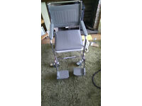 Aidapt Portable Commode Chair