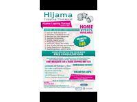 Cupping female therapist Hijama therapist hijaamah therapist pain relief massage therapist