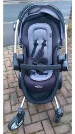Graco Push Chair & Carry Cot
