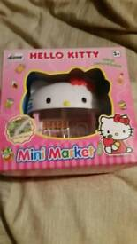 BNIB - Hello Kitty Mini Market