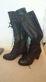 Joe browns boots size 6