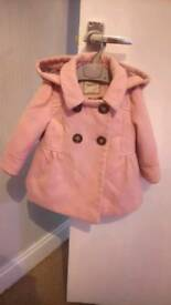 9-12m girls coats