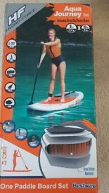 Bestway Hydro, Force Aqua Journey Inflatable Sup Stand up Paddle Board