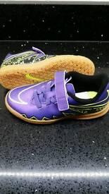Brand new indoor court football boots