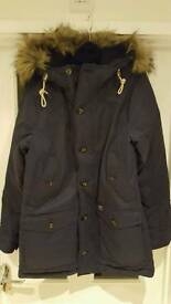 Mens medium Abercrombie Expedition Parka Jacket