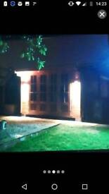 **Dunster house cabin/summer house/shed/man cave**