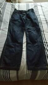 Bike jeans