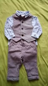 Baby boy next suit