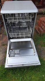 Below sfn6830 13 place dishwasher 3 years old.