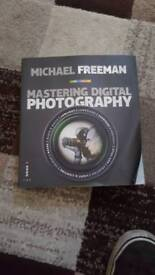 Mastering digital photography book