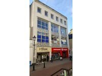 TOWN CENTRE COMMERCIAL/STUDIO/SHOWROOM OPPORTUNITY - HIGH STREET, FALKIRK