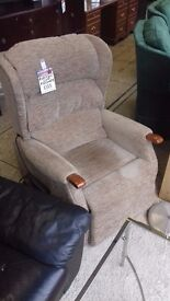 recliner electric lift arm chair