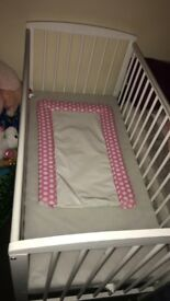 Cot for sale.