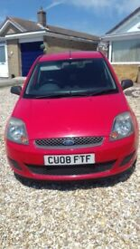 Ford Fiesta Style Climate D