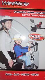 WEERIDE Bicyle Child Carririer.