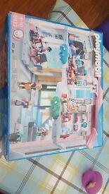Playmobile school