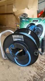 Parkside air compressor hose reel