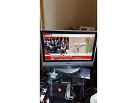 PANASONIC 32 inch lcd TV with R/C