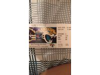 Ravens VS jaguars NFL x2 24th Sept 17