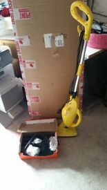 Steam mop and attachments for sale